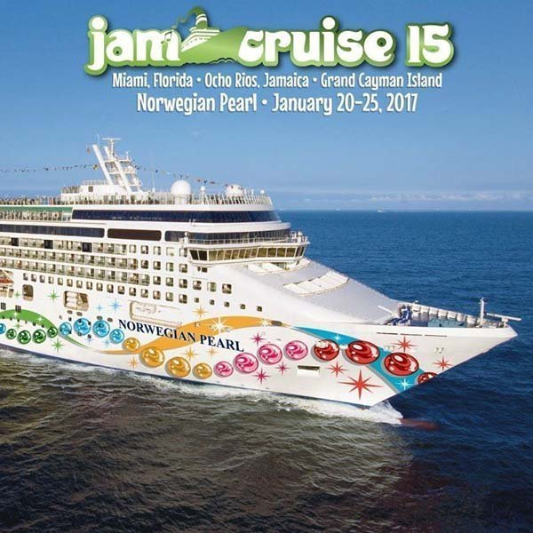 image for event Jam Cruise 15 from Miami, FL to Jamaica and Grand Cayman on Jan 20-25, 2017