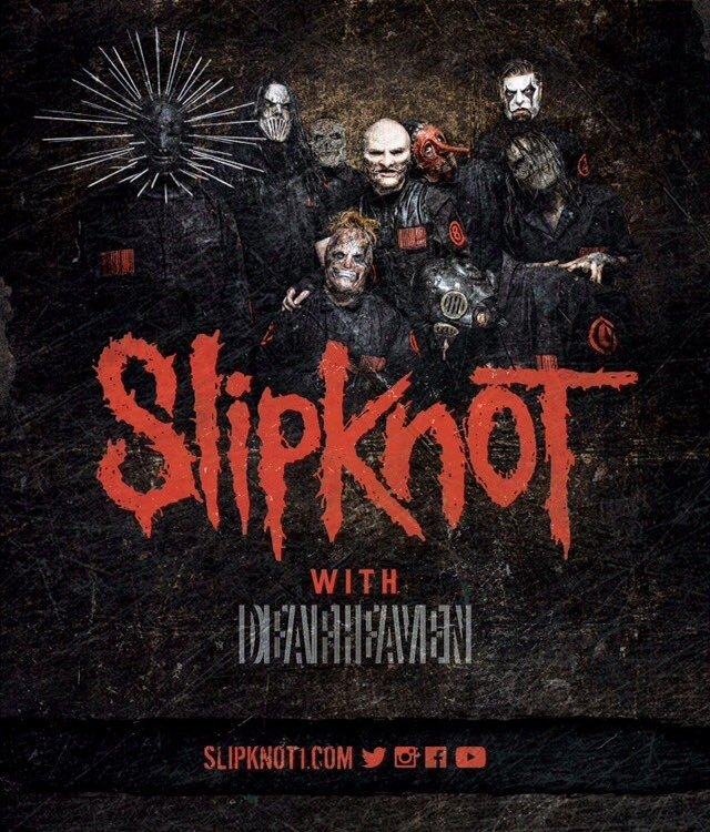 image for event Slipknot and Deafheaven