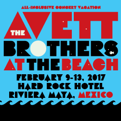 image for event The Avett Brothers 'At The Beach Music Festival'