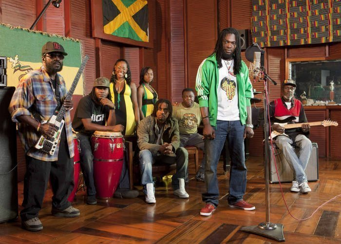 image for artist The Wailers