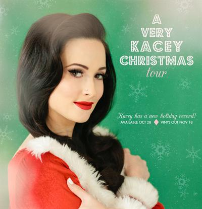 image for article Kacey Musgraves Plans 2016 Christmas Tour Dates: Ticket Presale Code Info