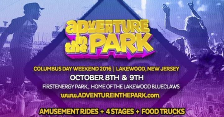 image for event Adventure In The Park: Lil Wayne, Logic, and more