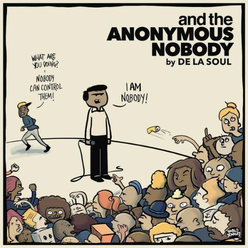 "image for article ""and the Anonymous Nobody..."" - De La Soul [Full Album Stream + Zumic Review]"