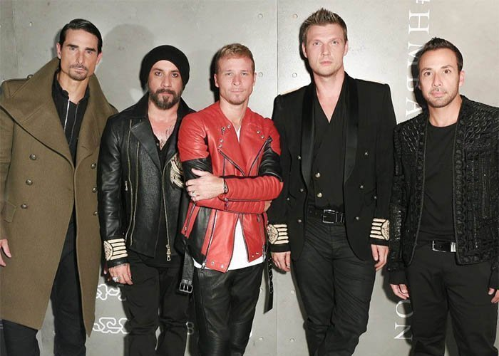 image for artist Backstreet Boys