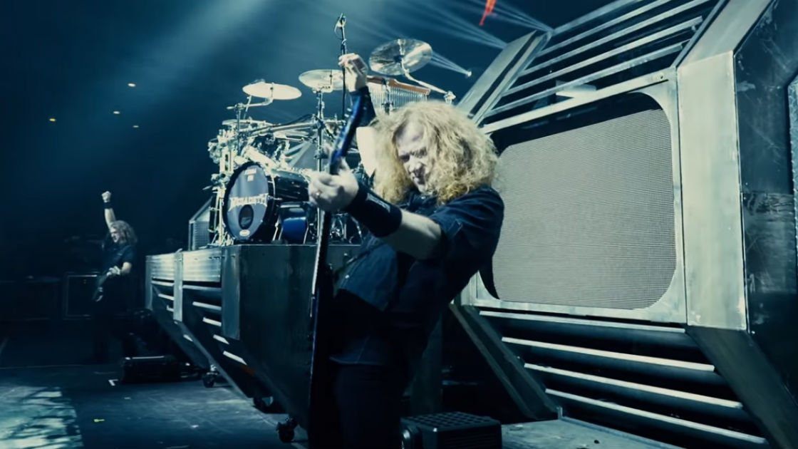 "image for article ""Conquer or Die!"" - Megadeth [YouTube Music Video]"