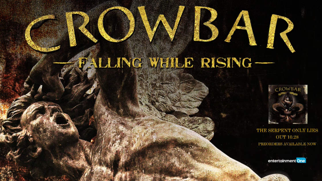 "image for article ""Falling While Rising"" - Crowbar [YouTube Audio Single]"