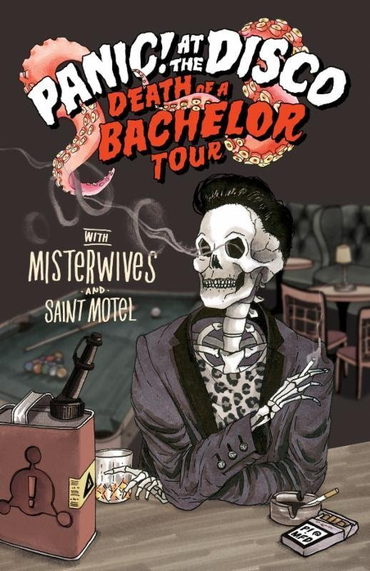 Panic at the disco set 2017 tour dates with misterwives and saint panic at the disco set 2017 tour dates with misterwives and saint motel ticket presale code info zumic music news tour dates ticket presale info m4hsunfo
