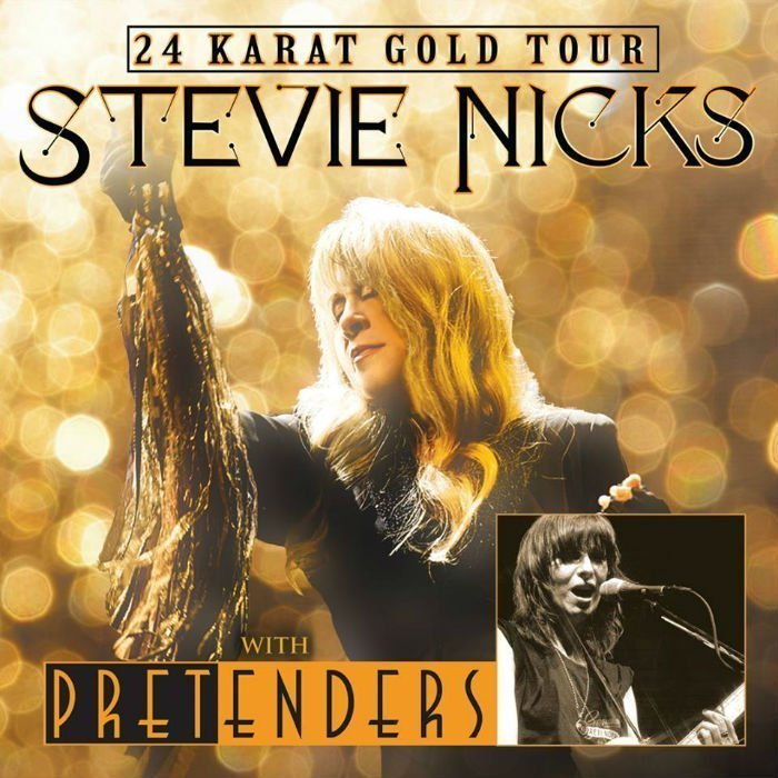 image for article Stevie Nicks & The Pretenders Extend 2016-2017 Tour Dates: Ticket On-Sale and Presale Code Info