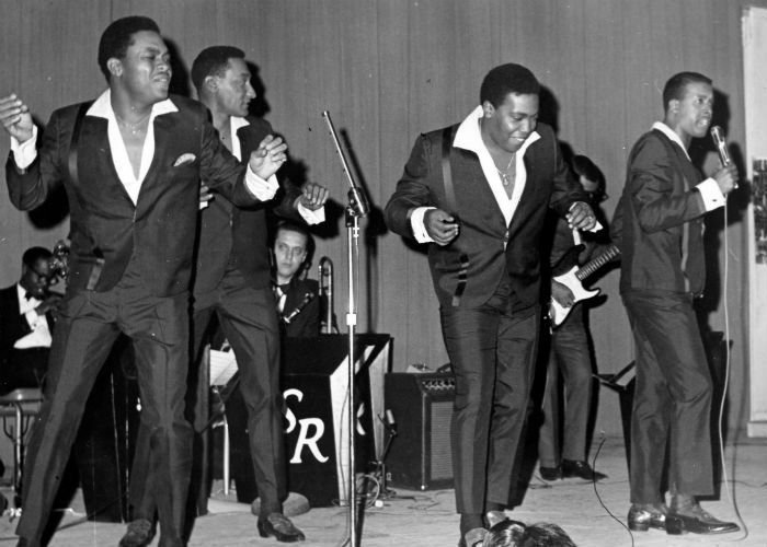 image for event The Four Tops