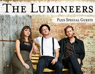 image for event The Lumineers, and Margaret Glaspy