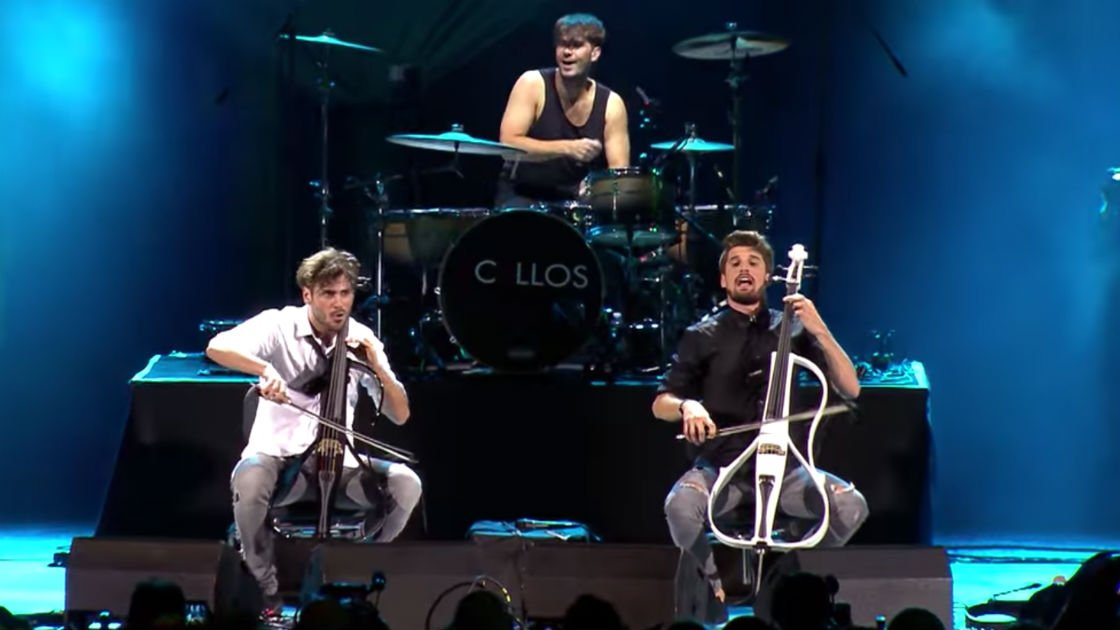 "image for article ""(I Can't Get No) Satisfaction"" - 2CELLOS (Rolling Stones Cover) [YouTube Video]"