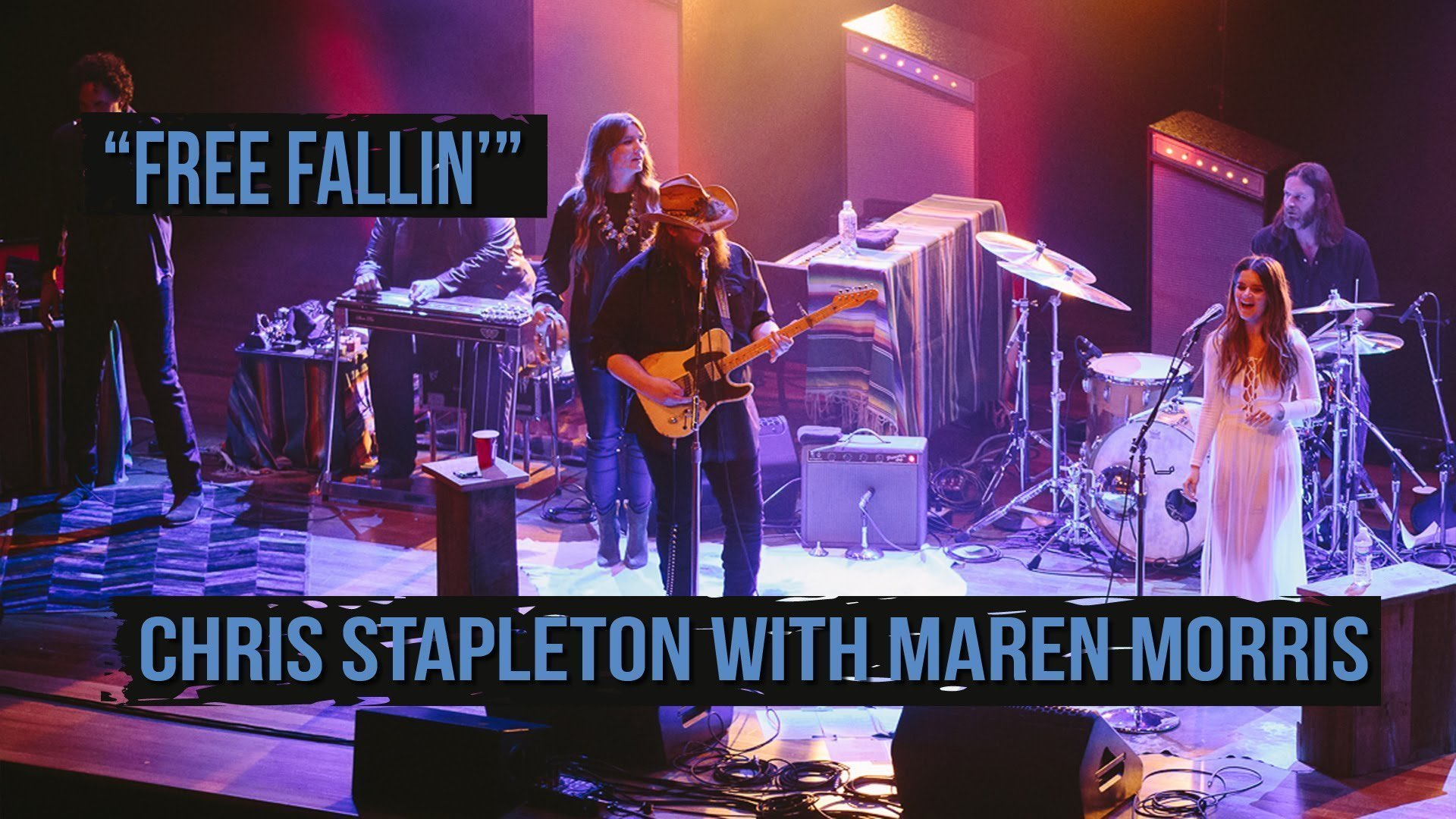 image for event Chris Stapleton and Maren Morris