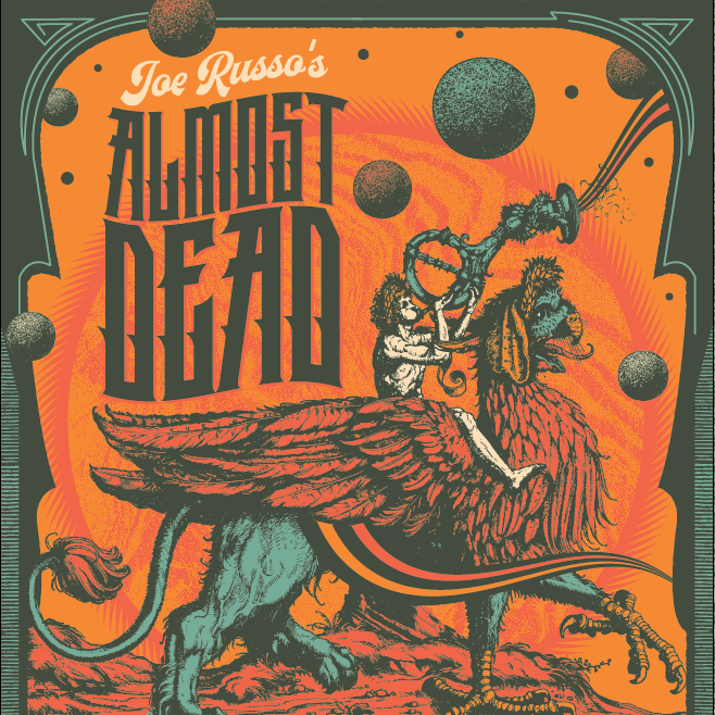 image for event Joe Russo's Almost Dead