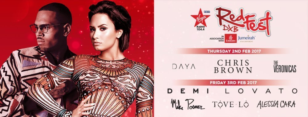image for event Virgin Radio Red Fest DXB