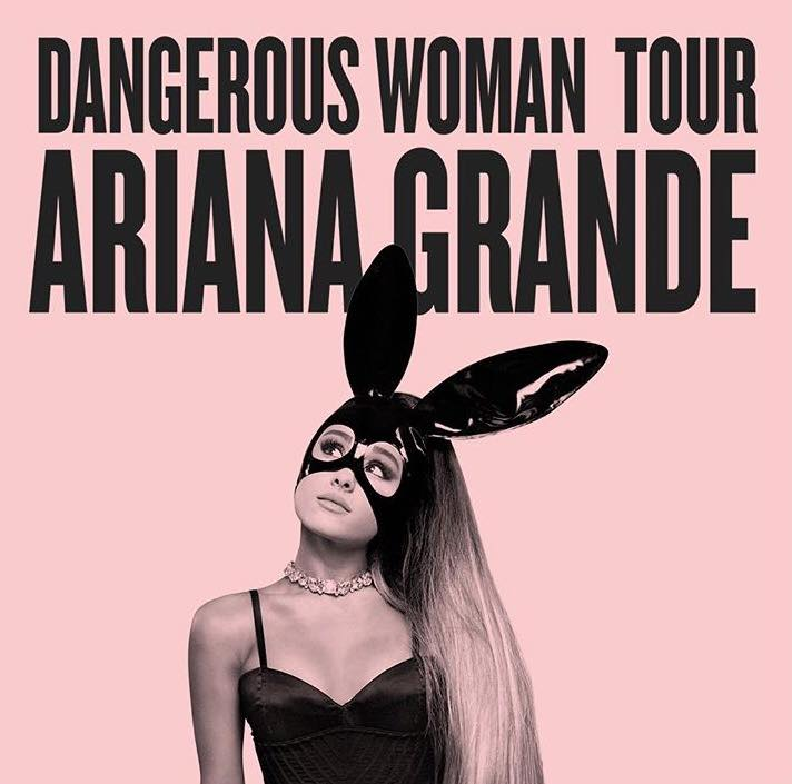 image for article Ariana Grande 2017 Tour Dates for Europe and UK Postponed
