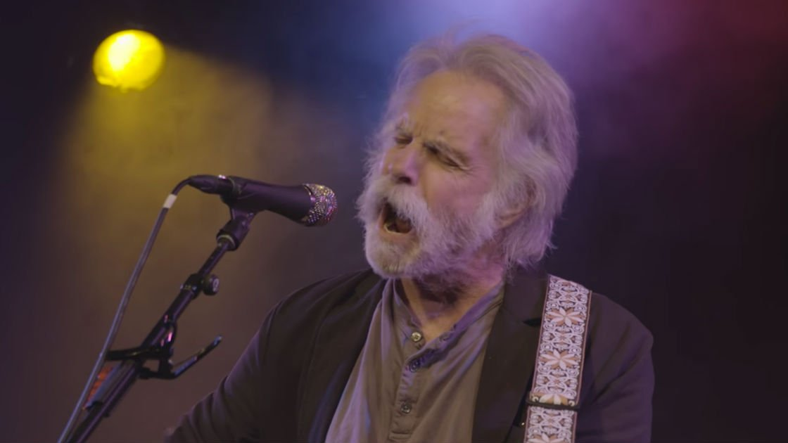 "image for article ""Blue Mountain"" - Bob Weir at the McKittrick Hotel in NYC on August 4, 2016 [YouTube Official Video]"