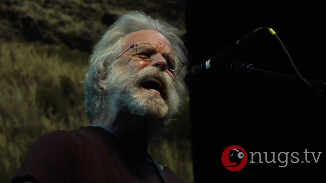 image for article Watch Bob Weir Full Concert From The Capitol Theatre on October 16, 2016 [YouTube Official Video]