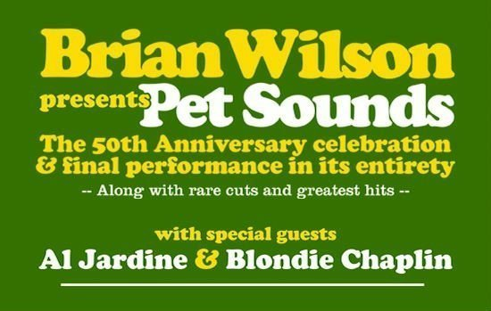 image for event Brian Wilson, Al Jardine, and Blondie Chaplin