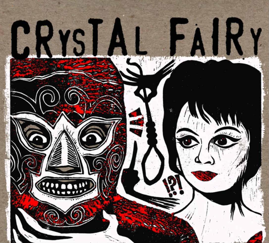 "image for article ""Drugs on the Bus"" - Crystal Fairy (New Supergroup!) [YouTube Audio Single]"