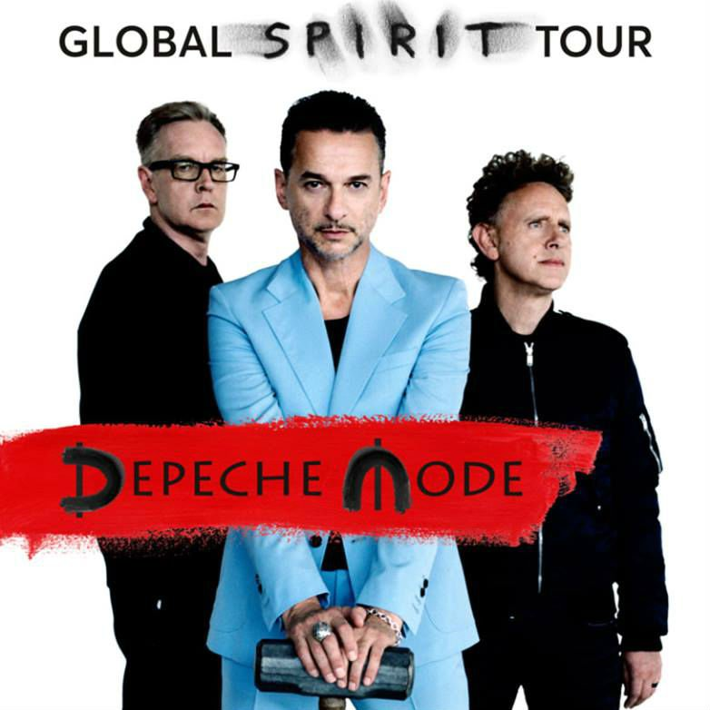 image for event Depeche Mode and Black Rebel Motorcycle Club