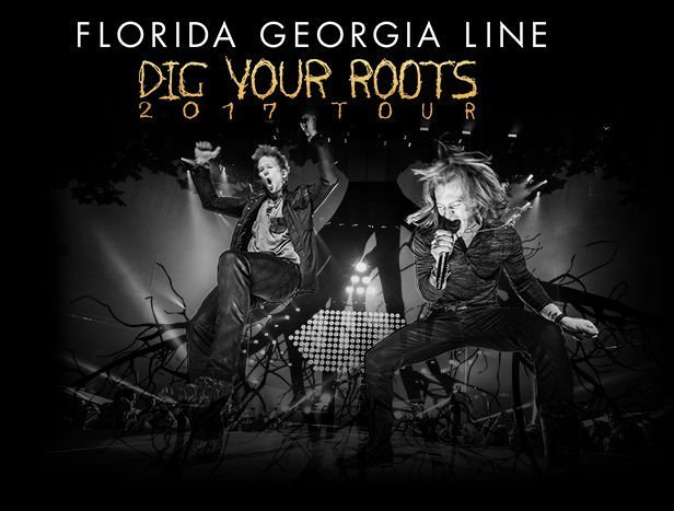 image for event Florida Georgia Line, Dustin Lynch and Chris Lane