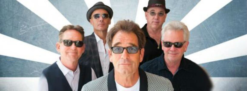 image for event Huey Lewis and The News