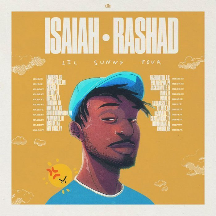 image for event Isaiah Rashad