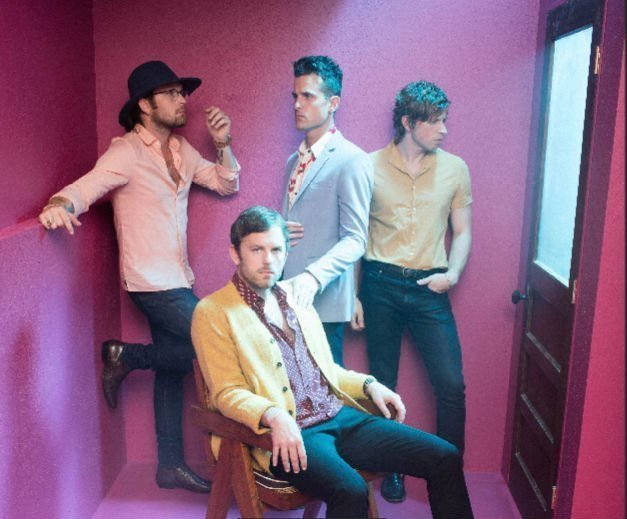 image for article Kings of Leon Release New Record Followed By 2017 Tour Announcement