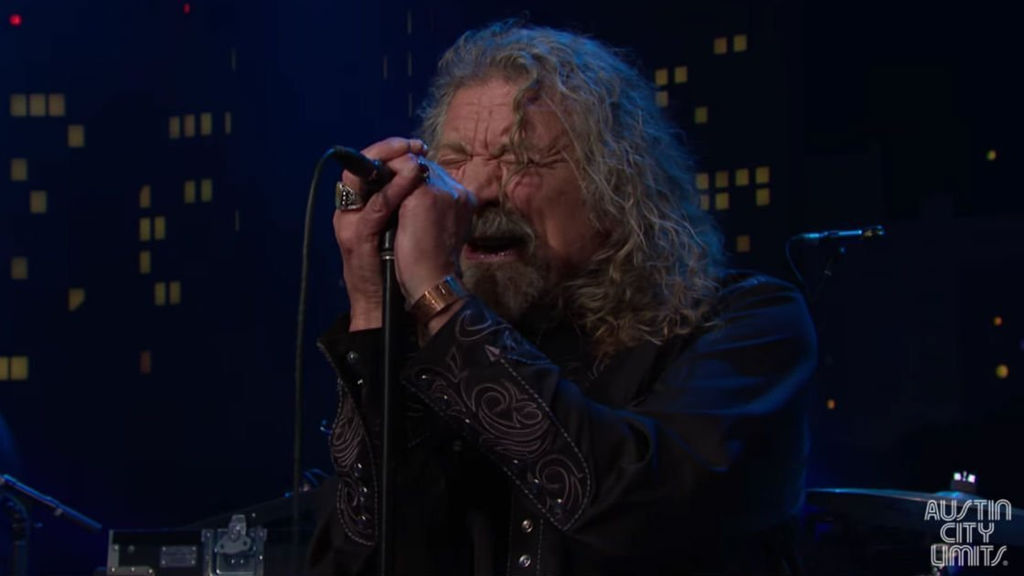 image for article Watch Robert Plant Perform Led Zeppelin Songs and Give Interview on Austin City Limits [YouTube Videos]