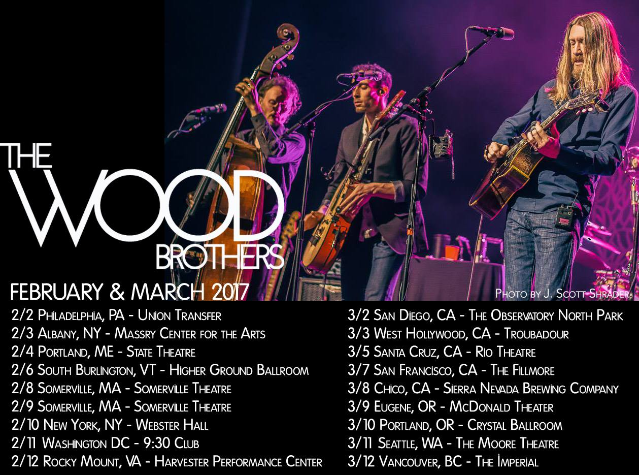 image for event The Wood Brothers
