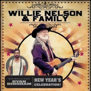 image for event Willie Nelson and Ryan Bingham