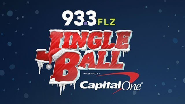 image for event 93.3 FLZ's Jingle Ball