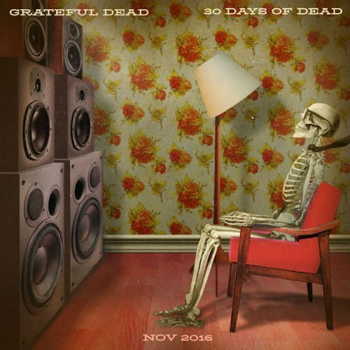 "image for article Grateful Dead Open 2016 Edition of ""30 Days of Dead"" Free Streams and Downloads with Epic ""Dark Star"" > ""Brokedown Palace"""