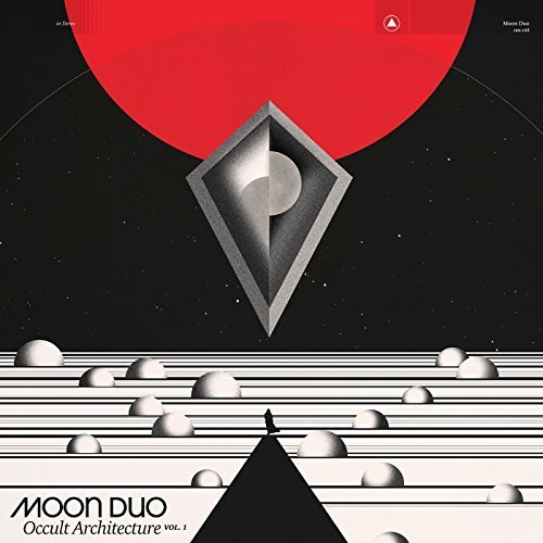 "image for article ""Occult Architecture, Vol. 1"" - Moon Duo [Full Album Stream + Zumic Review]"