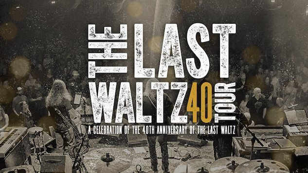 image for event The Last Waltz 40 Tour