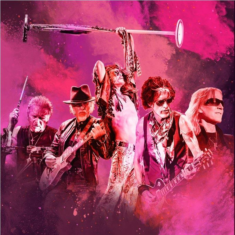 image for event Aerosmith