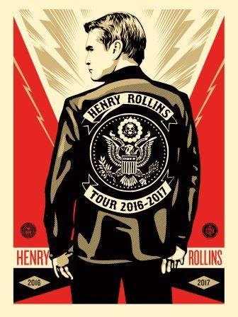 image for event Henry Rollins