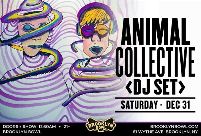 image for event Animal Collective