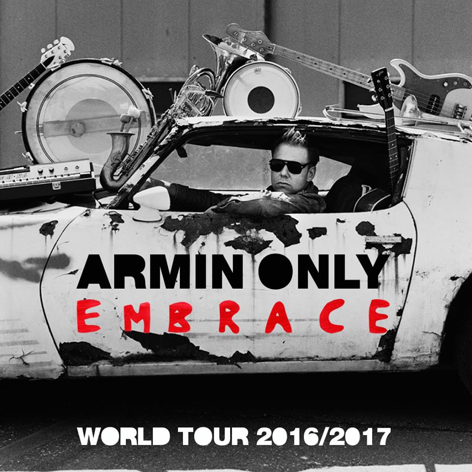 image for event Armin Van Buuren