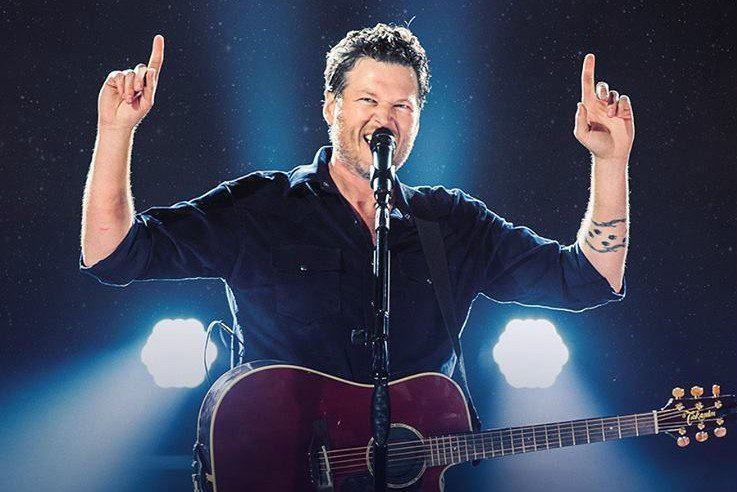 image for event Blake Shelton and Raelynn