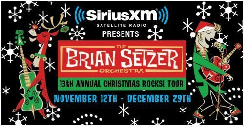 image for event Brian Setzer Orchestra