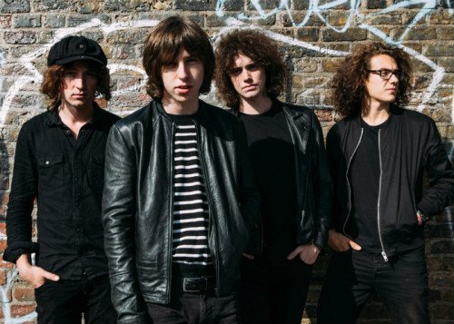 image for event Catfish and the Bottlemen and The Worn Flints