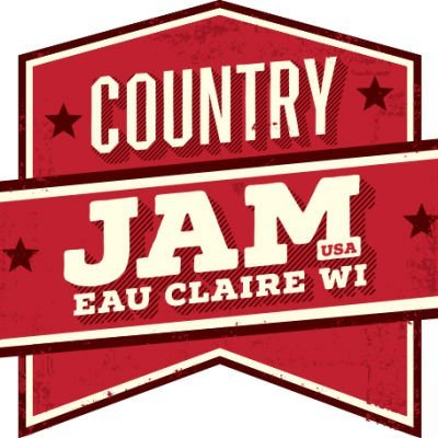 image for event Country Jam USA in Eau Claire, WI on Jul 22, 2017