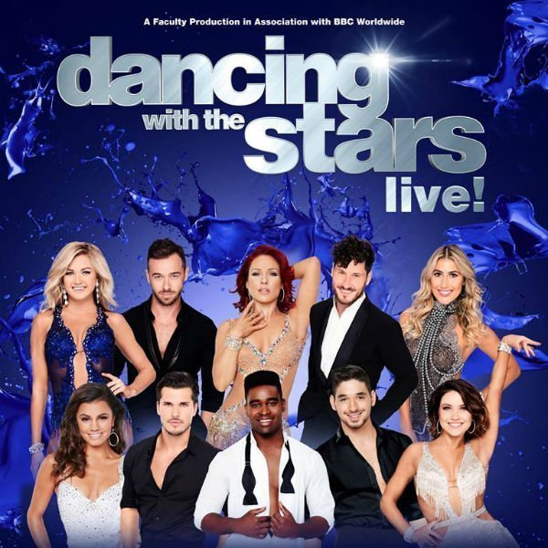 image for event Dancing with the Stars (MATINEE)