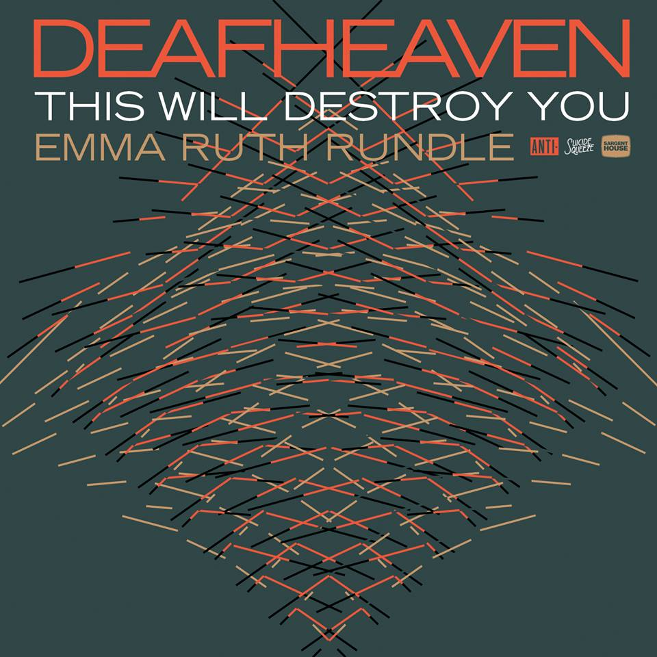 image for event Deafheaven, This Will Destroy You, and Emma Ruth Rundle