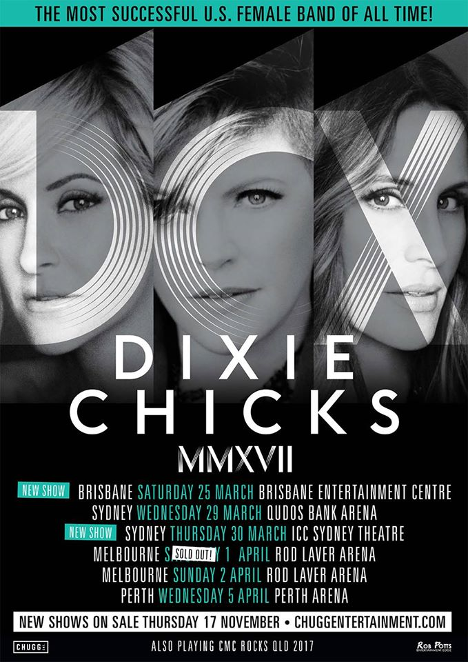 image for event Dixie Chicks