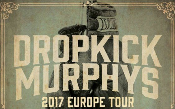 image for event Dropkick Murphys, Slapshöt, and Skinny Lister