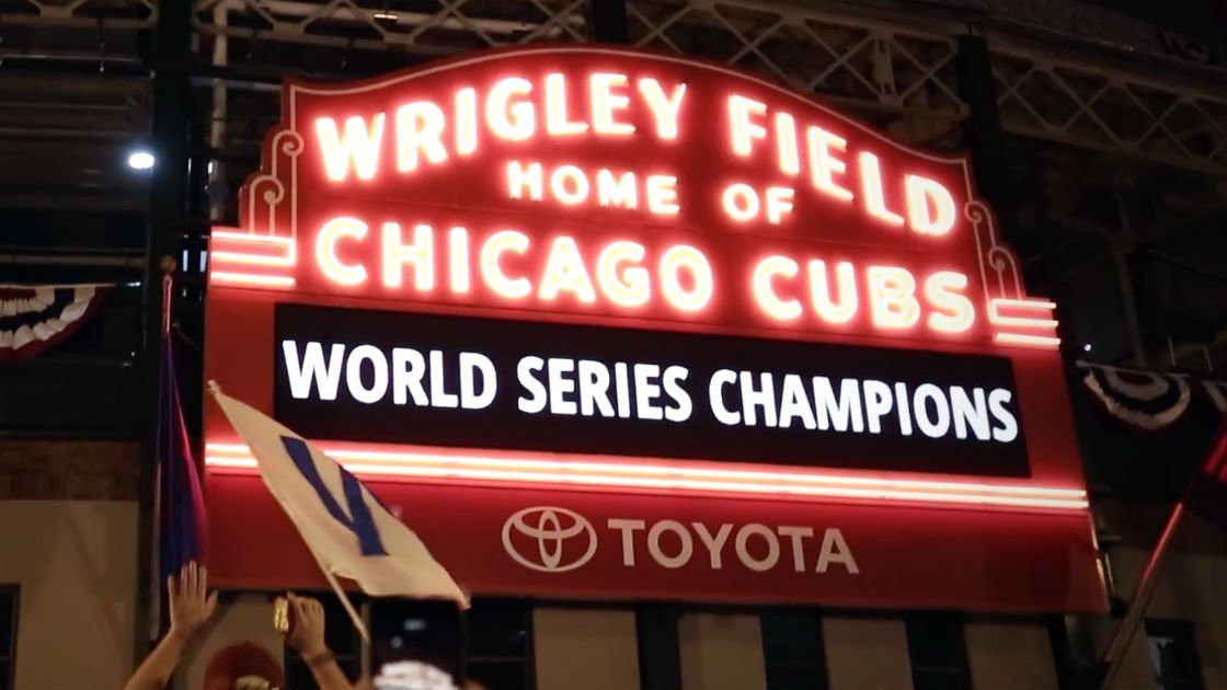 "image for article ""Someday We'll Go All The Way"" - Eddie Vedder [Chicago Cubs World Series Video Montage]"