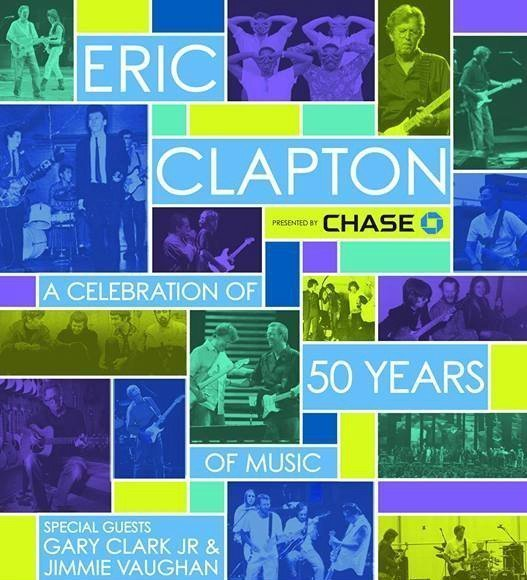 image for article Eric Clapton Adds 2018 Tour Dates for NYC: Ticket Presale Code & On-Sale Info