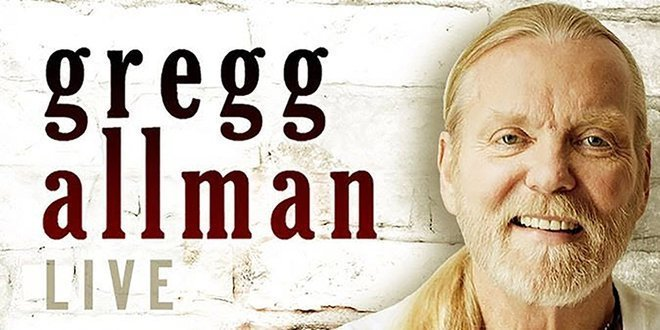 image for event Gregg Allman